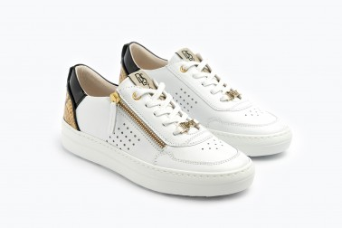 Scarpe donna modello Zoe colore bianco by DLSport®