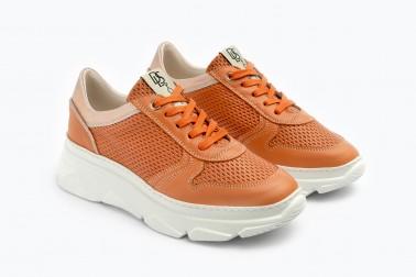 Scarpe donna modello Olivia colore arancio | DLSport®